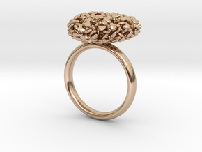 365 Hearts Ring in 14k Rose Gold: 7 / 54