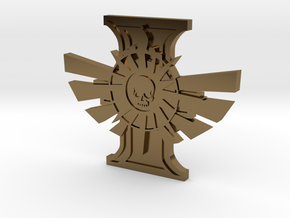 Adeptus Ministorum-2 in Polished Bronze