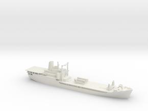 HMAS Tobruk in White Natural Versatile Plastic: 1:350