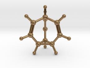 Bullvalene in Natural Brass