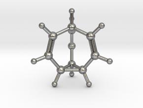 Bullvalene in Natural Silver