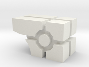 Ronan's Hammer V3 in White Natural Versatile Plastic