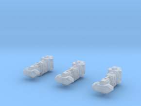 """Somtaaw """"Minion"""" Heavy Tugs (3) in Smooth Fine Detail Plastic"""