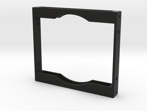 Lee Filter Holder Gobo Frame in Black Natural Versatile Plastic