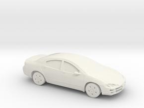 1/87 1999 Dodge Intrpide in White Natural Versatile Plastic