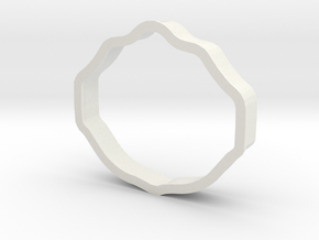 world heavyweight cookie cutter in White Strong & Flexible