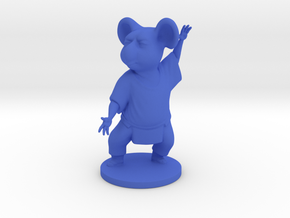 Koala Model in Blue Strong & Flexible Polished