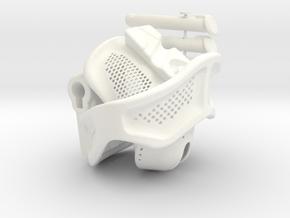 "KHD X3 espresso 65mm [2 5/8""] ring 45-50mm in White Processed Versatile Plastic"