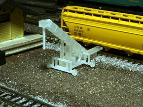 N Scale Sand Conveyor in Frosted Ultra Detail