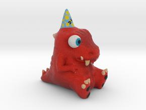 Baby Dino Dude 3.5-Inch in Full Color Sandstone