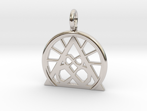 SACREDLIFE SYMBOL OF ABUNDANCE in Platinum