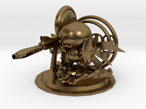 Shobon www(World Wide Weapon System) in Natural Bronze