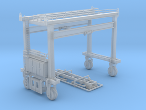 Mi-Jack Container Crane Z Scale in Smooth Fine Detail Plastic