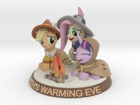 2014 Special Edition - Hearth's Warming Eve in Full Color Sandstone
