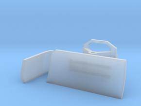 LH Wiener Linien Schneepflug in Smooth Fine Detail Plastic