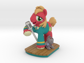 Sidekicks #3 - Big Macintosh in Full Color Sandstone