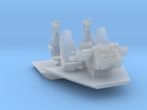 YT1300 HSBRO CABIN COCKPIT LONG  in Smooth Fine Detail Plastic