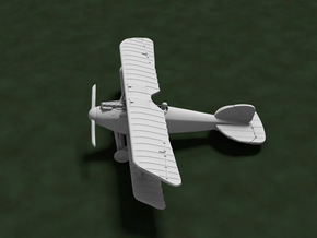 Albatros D.III (Middle East version) in White Natural Versatile Plastic: 1:144