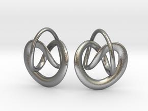 Noeuds in Raw Silver