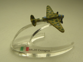 Fiat BR.20M Cicogna 1:900 in White Strong & Flexible