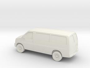 2003-14 Chevrolet Express  Van in White Natural Versatile Plastic