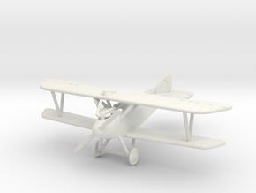 Albatros D.III 1:144th Scale in White Natural Versatile Plastic