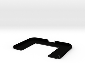 Microsoft Band Charging Stand Weight in Matte Black Steel