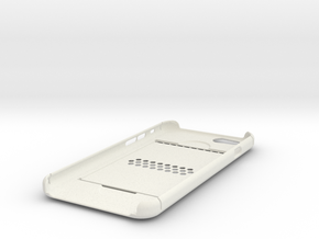 Newton Case - The Thinnest Wallet Case for iPhone  in White Natural Versatile Plastic