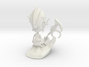 Emperor Percival Tachyon in White Strong & Flexible