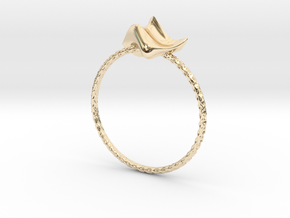 TPG Princes Ring in 14K Gold