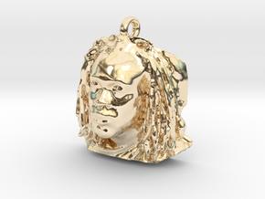MY BUDDY in 14K Yellow Gold