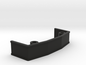ZMR250 Bumper V3 in Black Natural Versatile Plastic