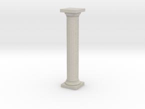 Pillar Unbroken Original Lrg in Natural Sandstone