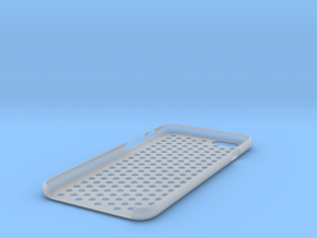 Iphone 6 honeycomb case in Smooth Fine Detail Plastic