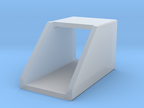 N/H0 Box Culvert Headwall (size 1) in Smooth Fine Detail Plastic