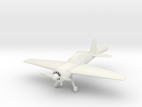 Yak 54 in White Natural Versatile Plastic
