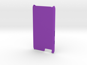 IPhone 6 Case in Purple Processed Versatile Plastic