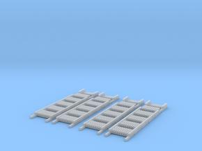 AB-Aufstiegsleiter Set 2  in Smooth Fine Detail Plastic