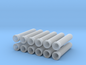 1:50 Betonmuffenrohr DN 250/2000 in Smooth Fine Detail Plastic