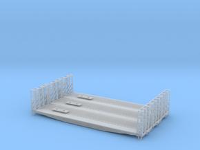 HO SAL GSI Woodrack 3 Pack in Smooth Fine Detail Plastic