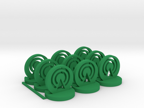Reinforcement in Green Processed Versatile Plastic