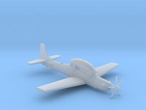 003A Super  Tucano in Flight 1/144 in Smooth Fine Detail Plastic