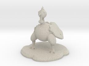 Roscoa Figure in Natural Sandstone