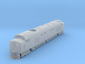 1:87 Df 1954 in Smooth Fine Detail Plastic