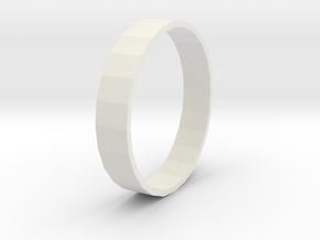 BasicSize 10ring in White Strong & Flexible