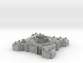 VENOM Thunderball Base. (1 of 7) in Metallic Plastic