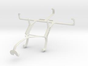 Controller mount for Xbox 360 & Acer Liquid Gallan in White Natural Versatile Plastic