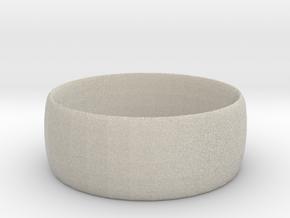 Napkin Ring in Natural Sandstone