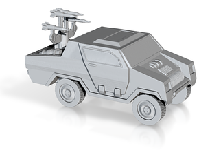 Vampire II  GI JOE Stinger inspired jeep for 28/30 in White Strong & Flexible