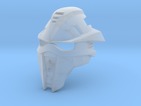 Kanohi Himata - Mask of Weight Increase (Bionicle) in Smooth Fine Detail Plastic